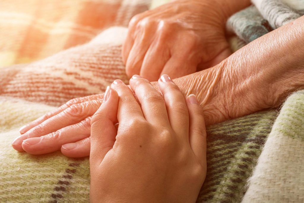 Mindfulness in hospice care